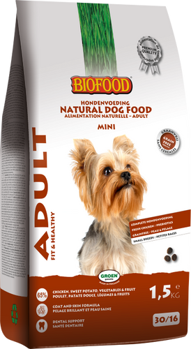 Biofood - Adult Mini (4 x 1,5 kg) - Oscar and Kitty