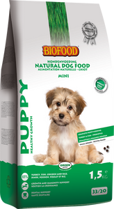 Biofood - Puppy Mini (4 x 1,5 kg) - Oscar and Kitty