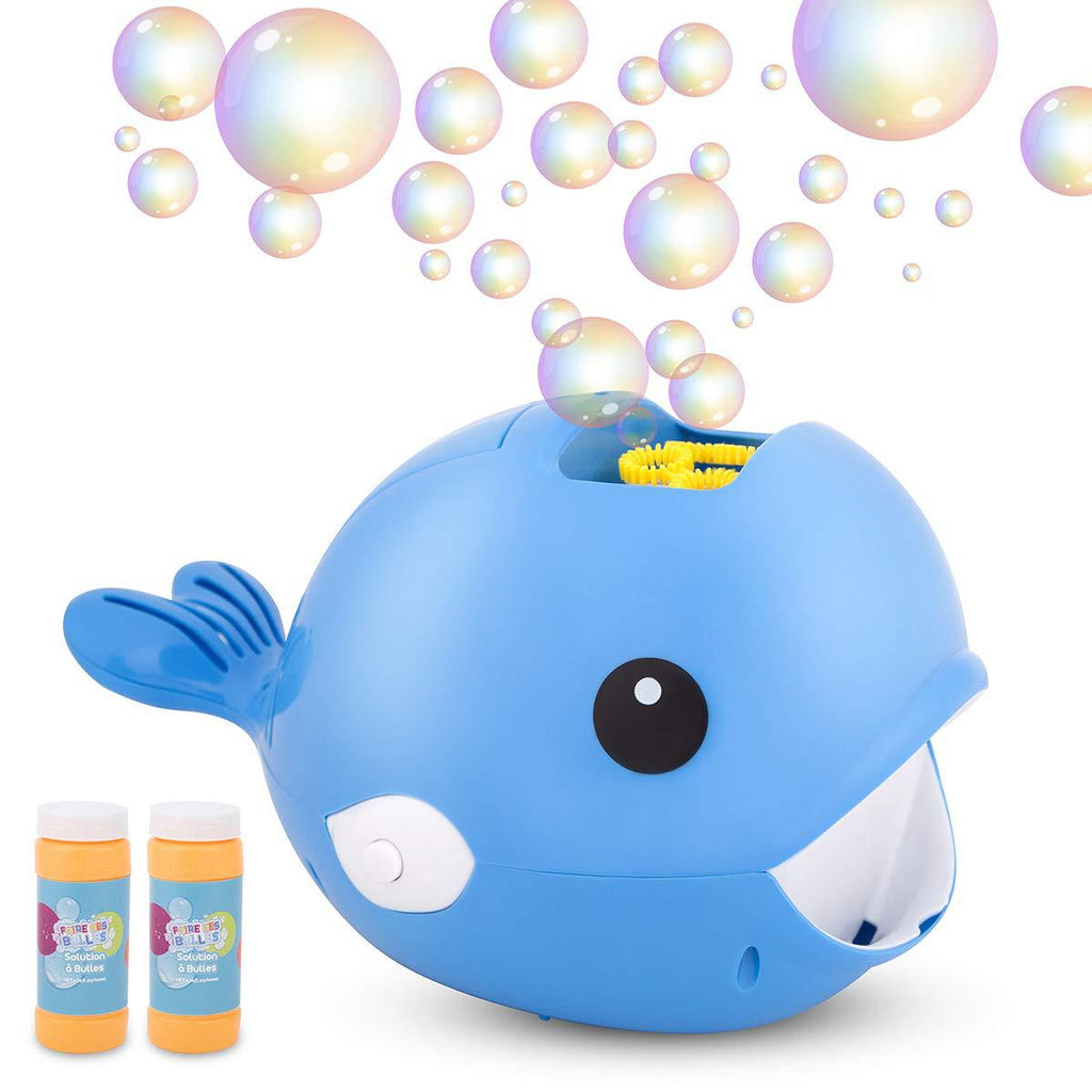 Bubble Machine Automatic Whale Bubble Maker Over 2000 Bubbles Per Minute Bubble Blower