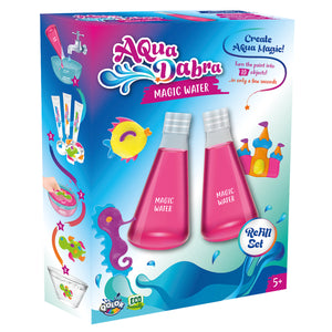 Aquadabra - 2 Piece Refill Set Magic Water