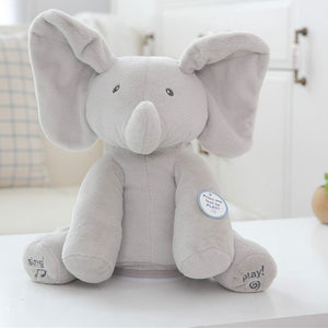 Animated Singing Elephant Plush Toys