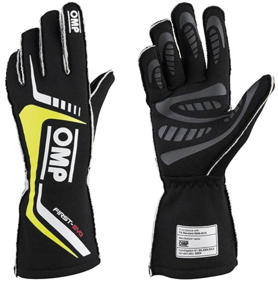 Guantes OMP First Evo