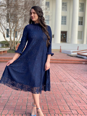 Atlee Lace Dress
