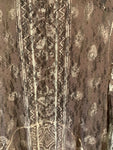 Sleeved Lace Cardigan