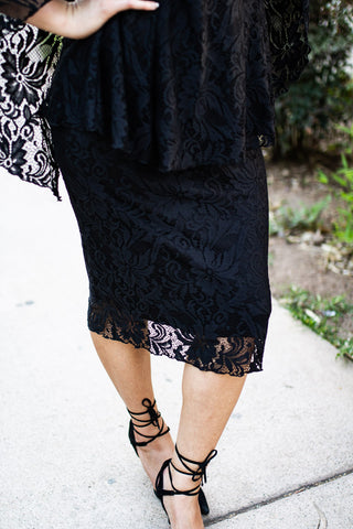 Scarlett Lace Skirts