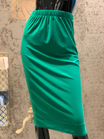 Pencil Skirt - Kelly Green