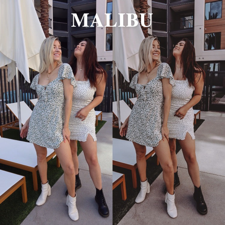 OLIE WEST Beach Preset: MALIBU - Olie West