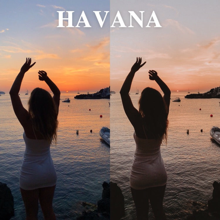 OLIE WEST Beach Preset: HAVANA - Olie West