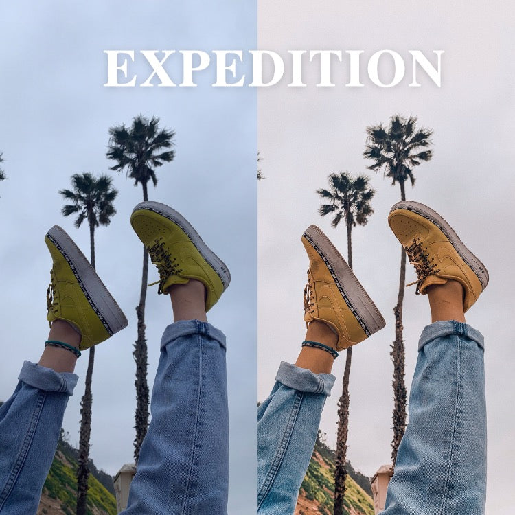 OLIE WEST Traveler Preset: EXPEDITION - Olie West