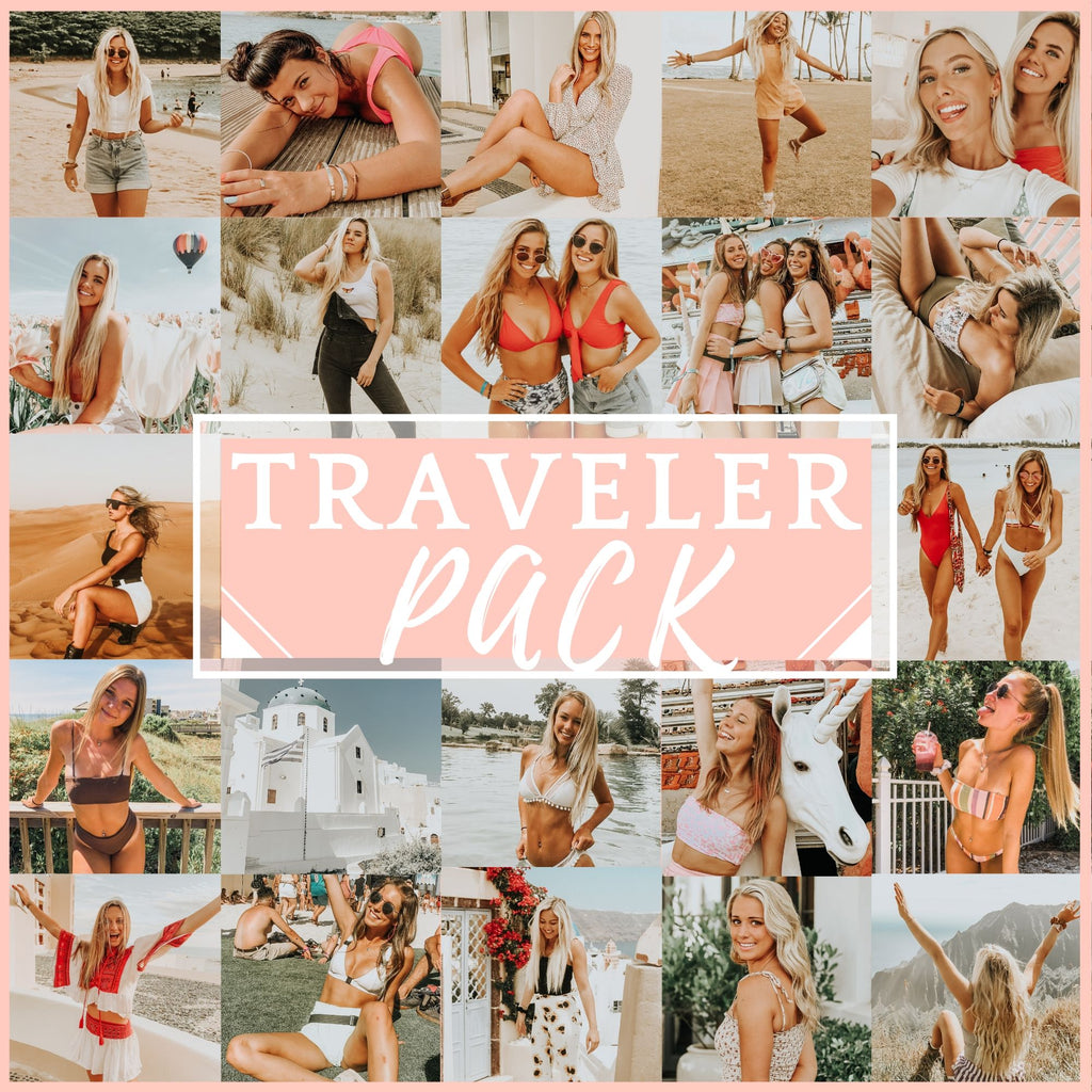 OLIE WEST Traveler Preset PACK - Olie West