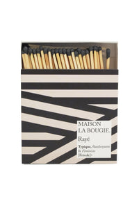 RAYE matches | Maison La Bougie