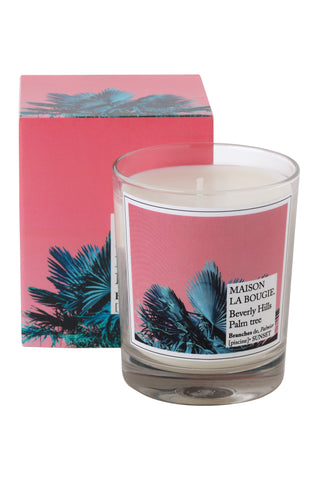 BEVERLY HILLS PALM TREE candle | Maison La Bougie