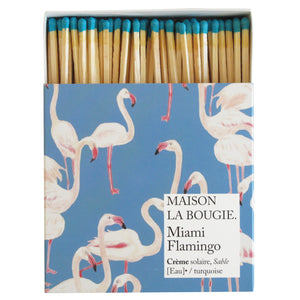 MIAMI FLAMINGO matches | Maison La Bougie