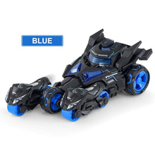 Load image into Gallery viewer, 3 in 1 Race Car Toy, Motorcycle Race Vehicles Toy for Kids