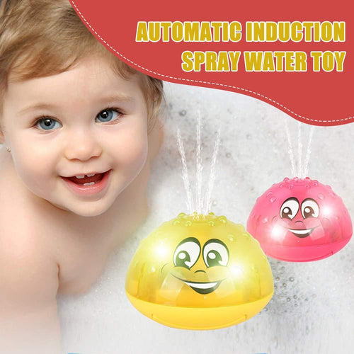Automatic Induction Spray Water Toy
