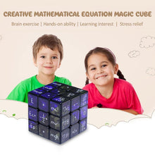 Load image into Gallery viewer, Creative Math Equation Magic Cube