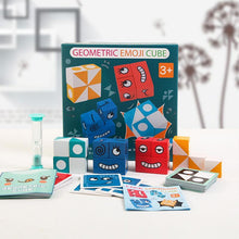 Load image into Gallery viewer, Puzzle Building Cubes