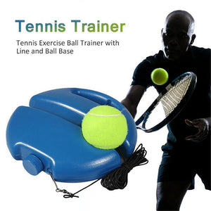 Solo Tennis Trainer - Do exercises at home