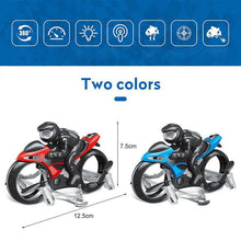 Load image into Gallery viewer, 2 in 1 Land & Air Remote Control Flying Motorcycle