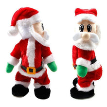 Load image into Gallery viewer, Dancing Santa Claus