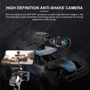 RC Cars with Camera, RC Truck with Wi-Fi 720P HD Camera