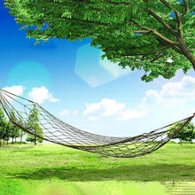 Load image into Gallery viewer, Nylon Rope Hammock Swing