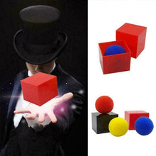 Load image into Gallery viewer, ParaBox Sponge Ball Magic Trick