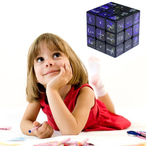 Creative Math Equation Magic Cube