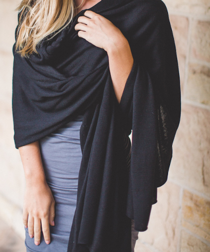 Wrap - to die for! (Black)