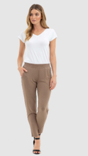 Load image into Gallery viewer, Peggy Bamboo Trouser - Mocha