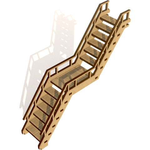 Stairway (double)