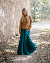 Load image into Gallery viewer, Carrie Maxi Skirt