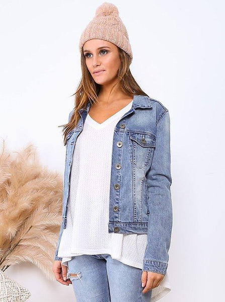 Lara Denim Jacket