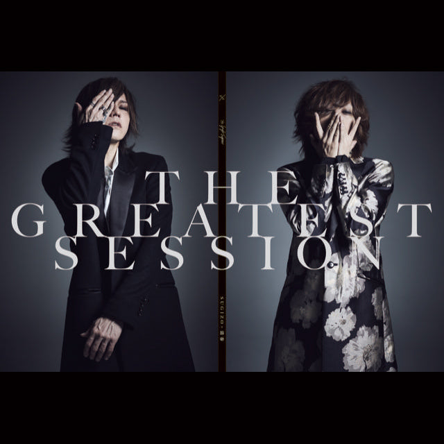 "FIFTY FIFTY (フィフティフィフティ) / ""SUGIZO×清春"" Special Session Style Photo Book"
