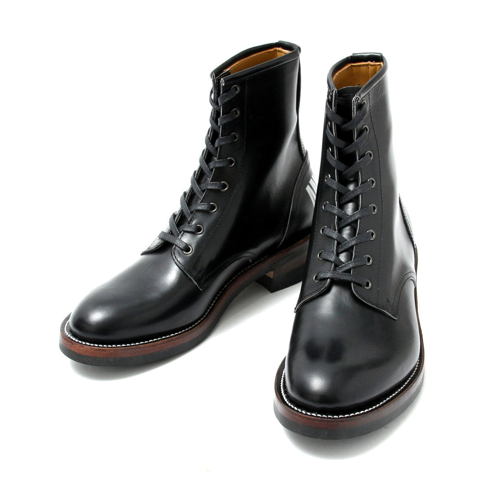Narrow Logger Boots(Basic) / BLACK