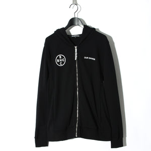 【予約商品】BH Big Logo Parka / BLACK×WHITE