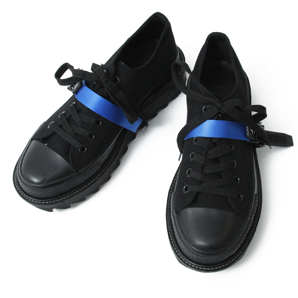 Remake Boots Sneaker(Low-Cut)  / BLACK