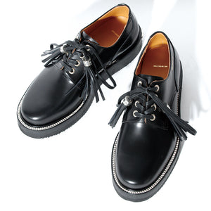 Postman Shoes(Silver Parts Full Custom) / BLACK