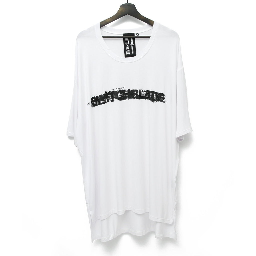 KEEP A KNIFE TEE / WHITE