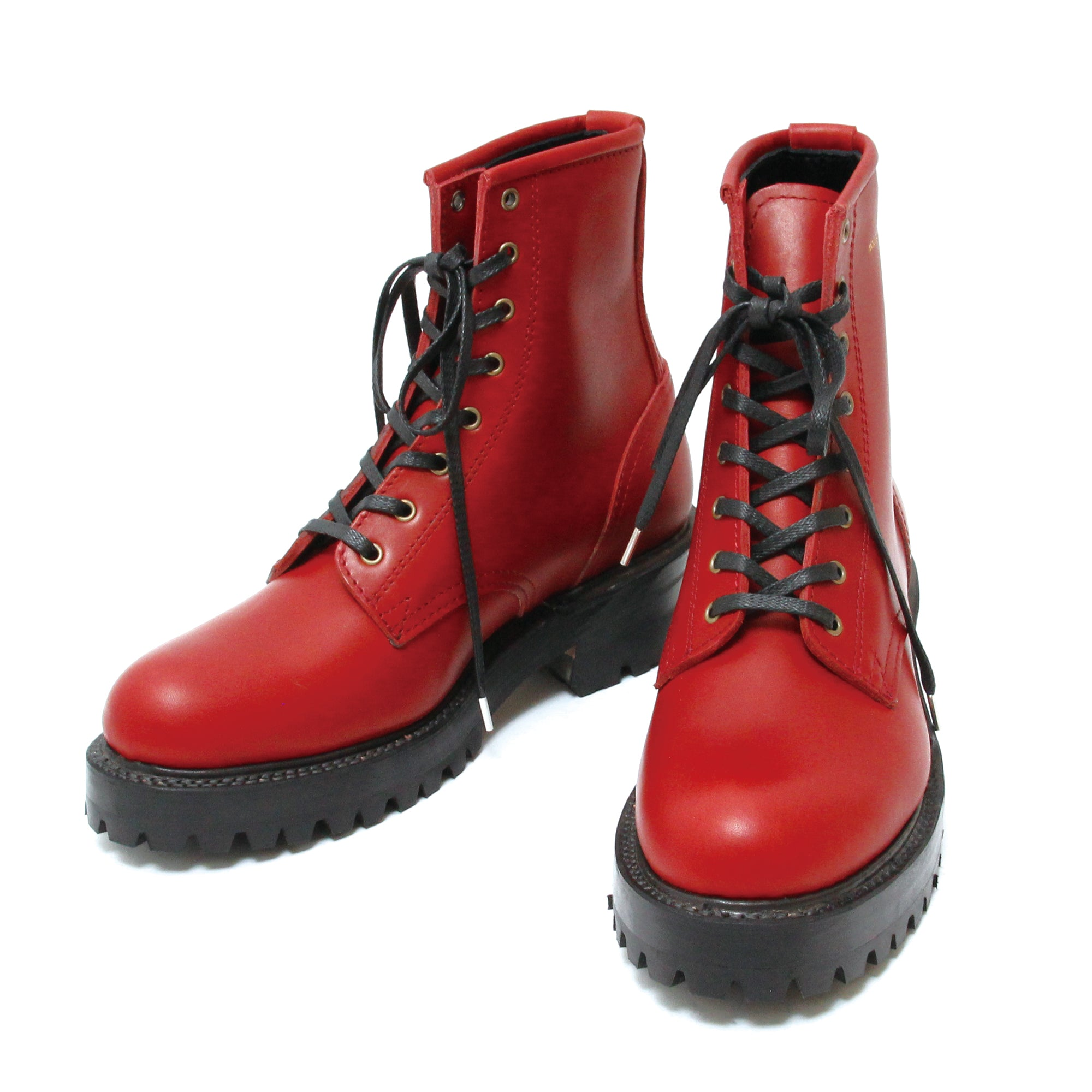 Color Logger Boots(Basic)  / RED