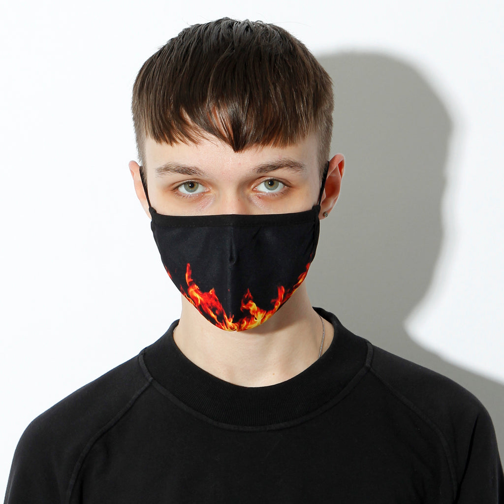 UNFECTION FIRE MASK