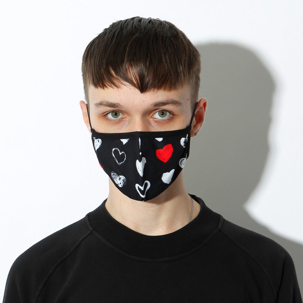 UNFECTION HEART MASK