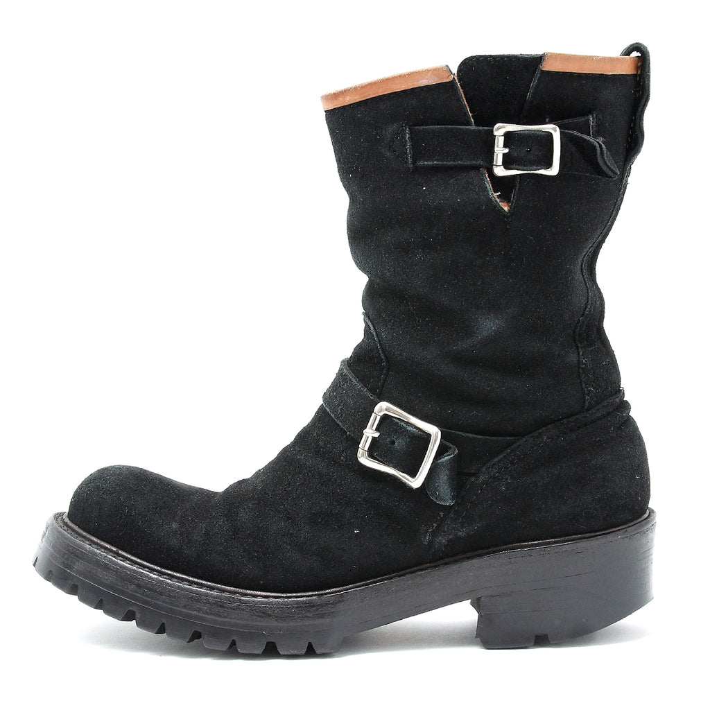 Engineer Boots(Basic) / BLACK
