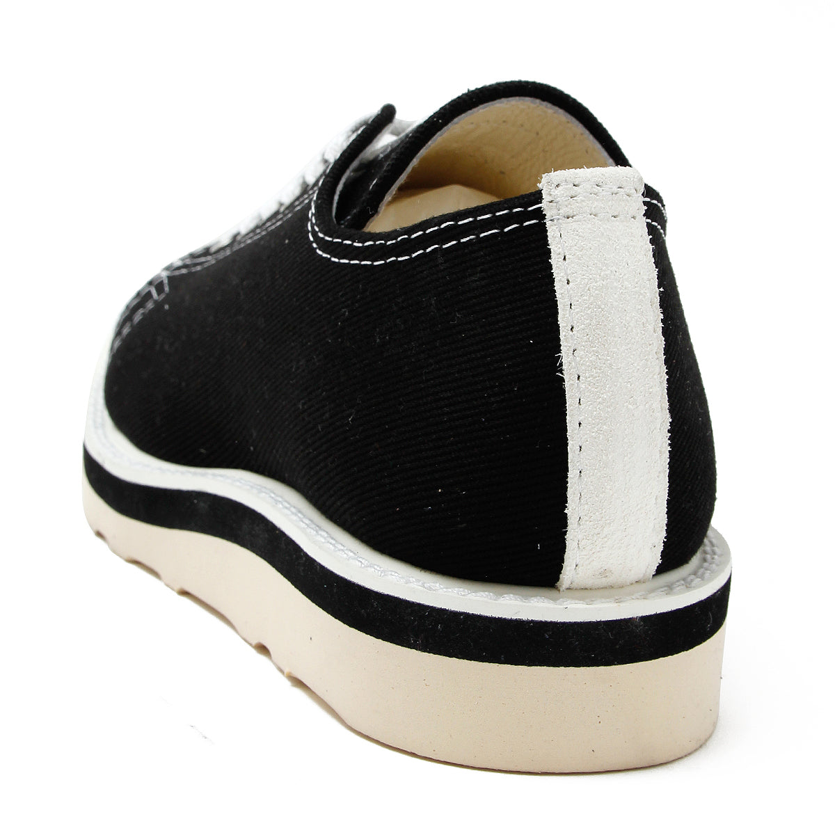 ANACHRONISM Sneaker Boots(Low-Cut) / BLACK