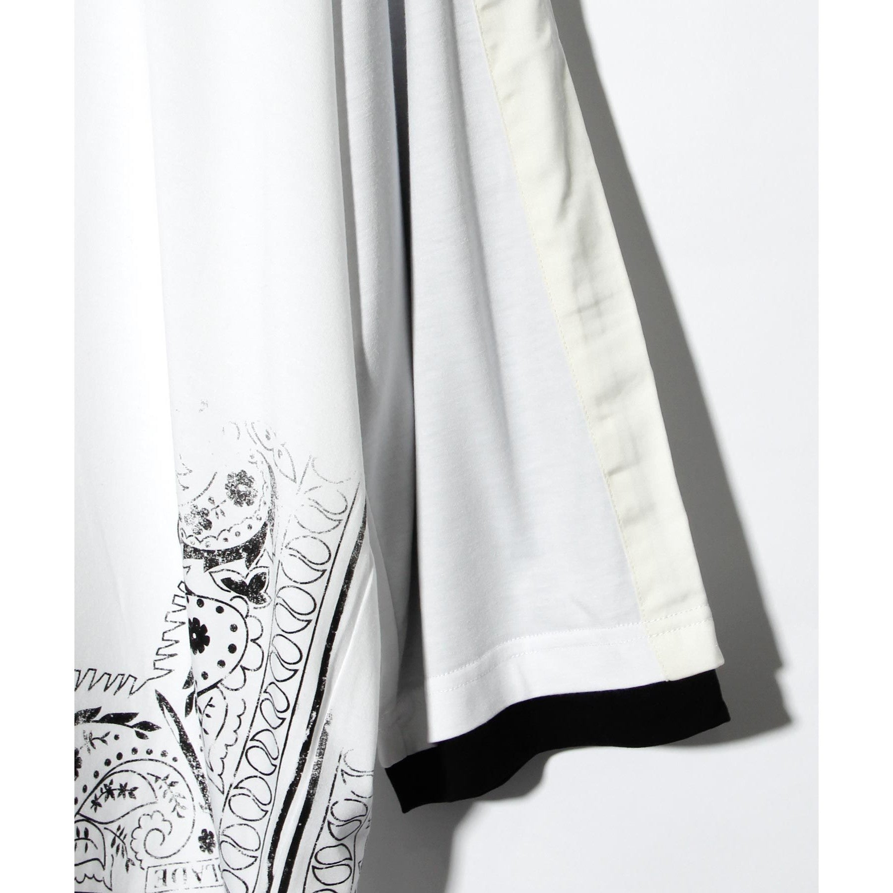 SWITCHBLADE BANDANA TEE / WHITE