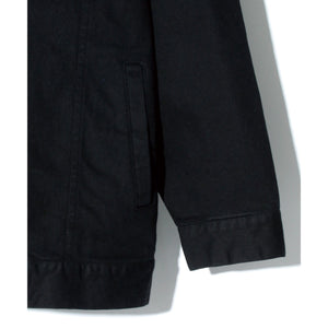 DAMAGE DENIM JK / BLACK