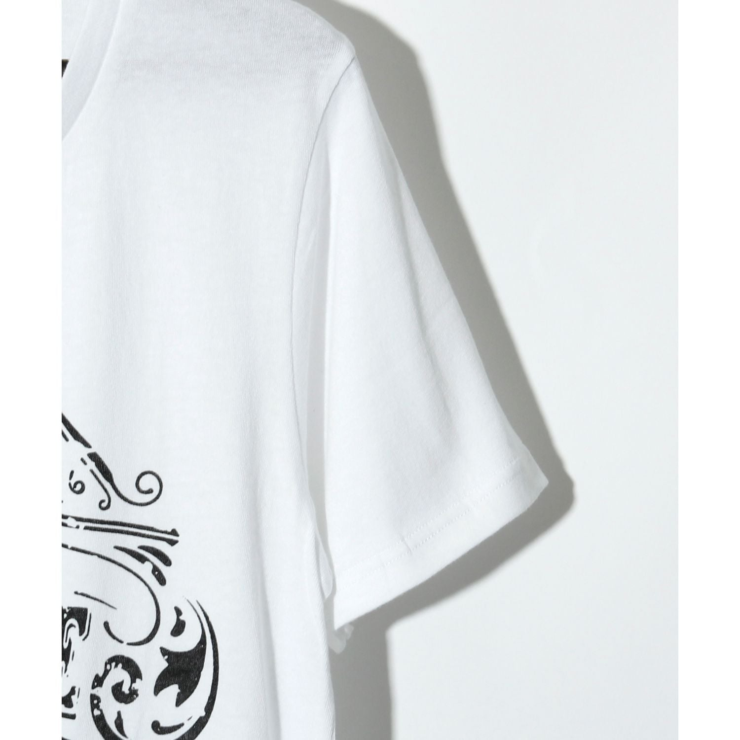 OLDSIGN TEE / WHITE