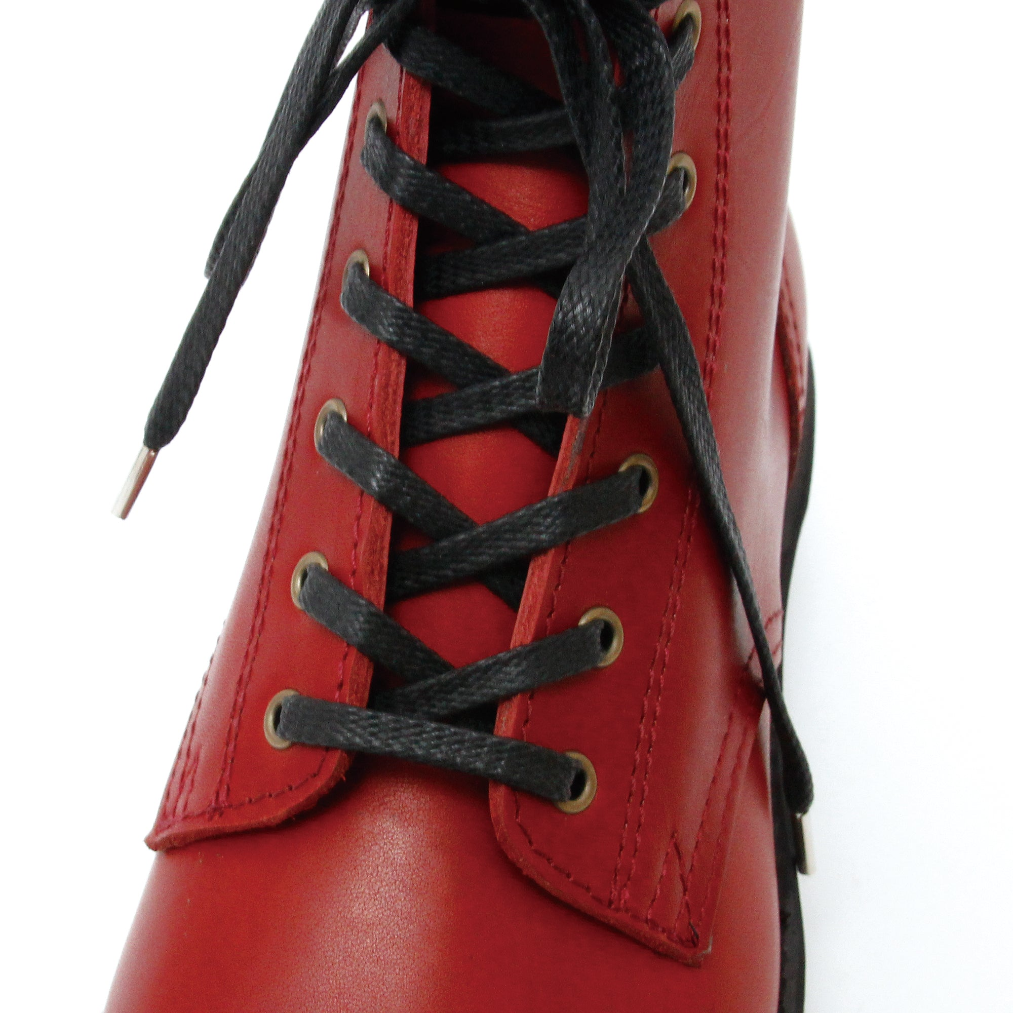 Logger Boots(Silver Parts Full Custom) / RED