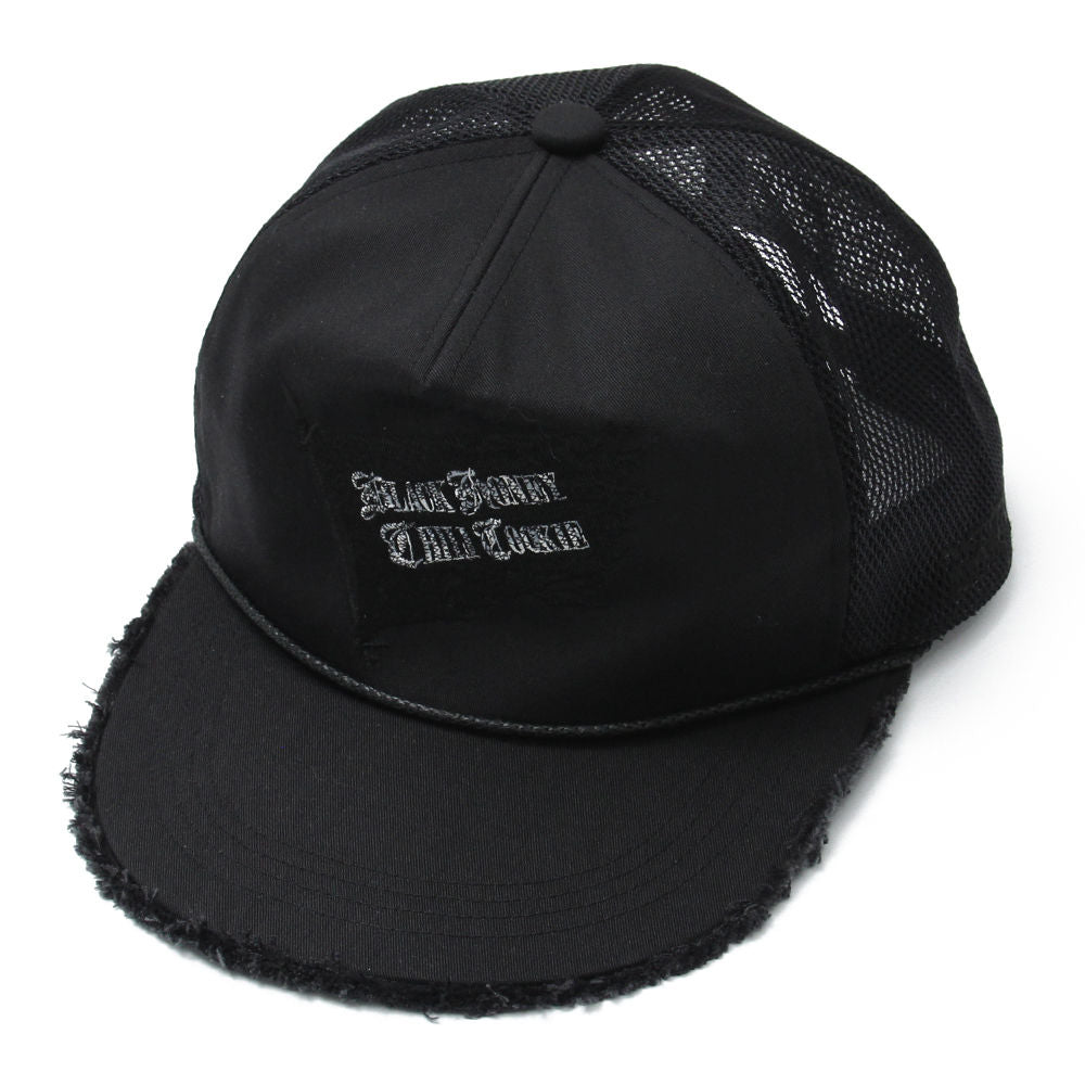 B.H.C.C Flag Cap / BLACK
