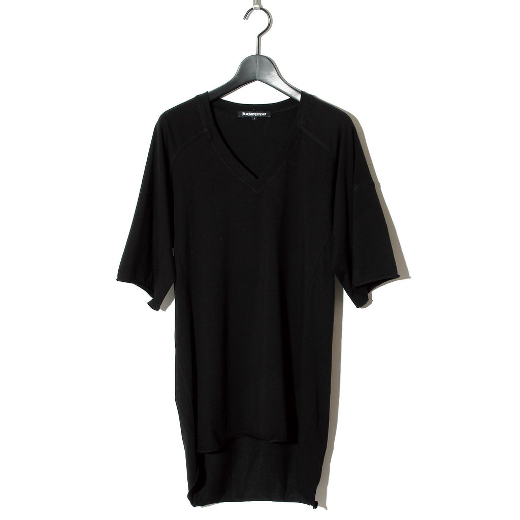 Embroidery Black Honey T / BLACK